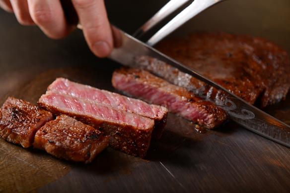 黒毛和牛サーロインステーキセット