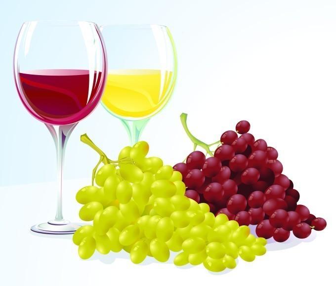 ソムリエが選ぶ ワイン各種(泡・赤・白)(グラス800円~ ボトル400円~)