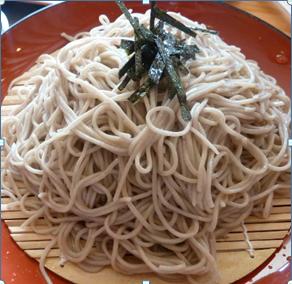 和そば (冷)(700円)