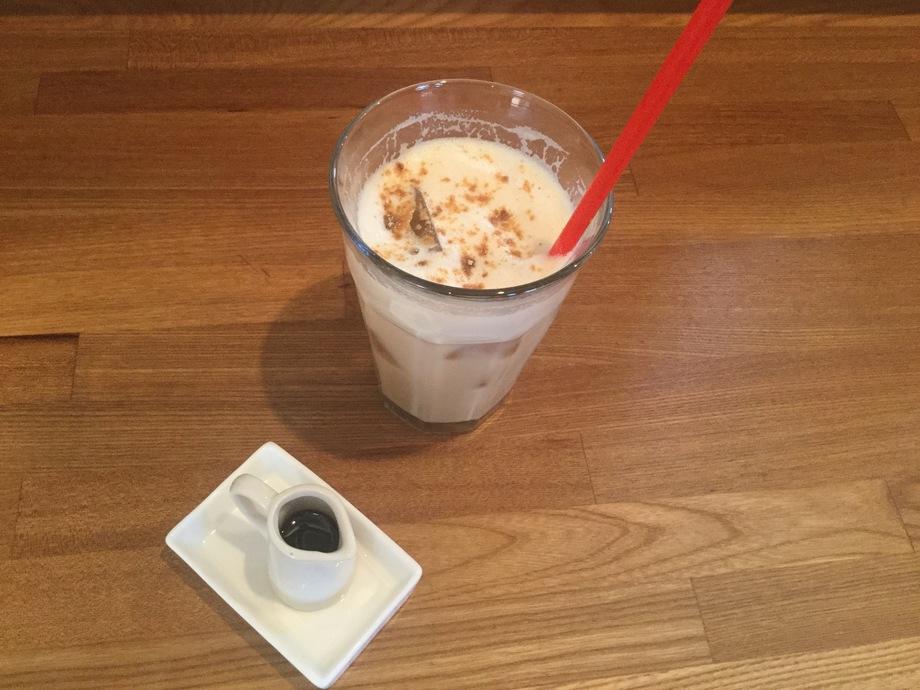 黒糖きな粉ラテ(HOT/ICE)(530)