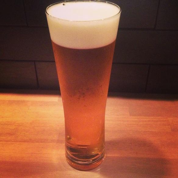 ハートランド生ビール パイントサイズ