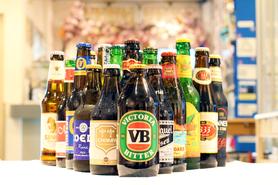 世界のビール / カクテル