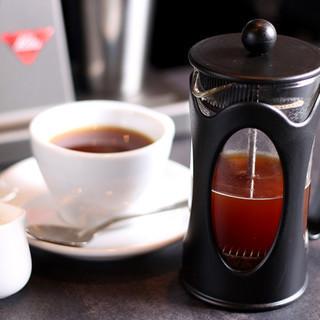 ホットコーヒー/アイスコーヒー