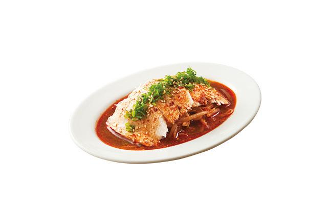 ★大人気★ よだれ鶏(ミニ 340円 レギュラー 490円)