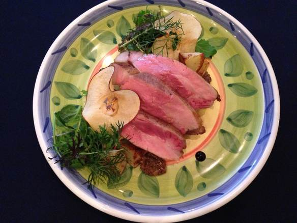 九州の豚肉と玄海産鮮魚コース  (4名様から)