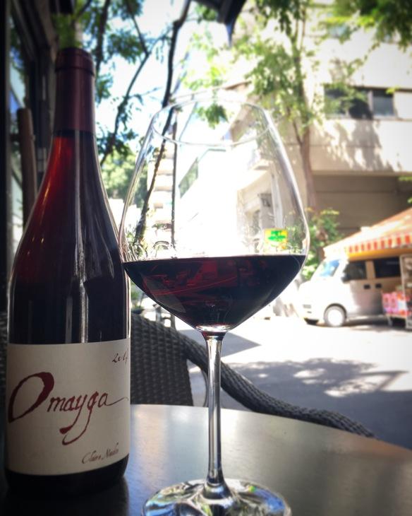 Bourgogne Passe Tout Grain Omayga Rouge 2014 オメガ