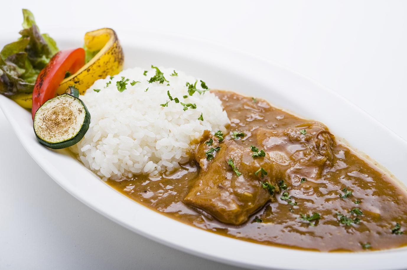 軟骨トロトロソーキカレー Okinawan Pork Rib Curry