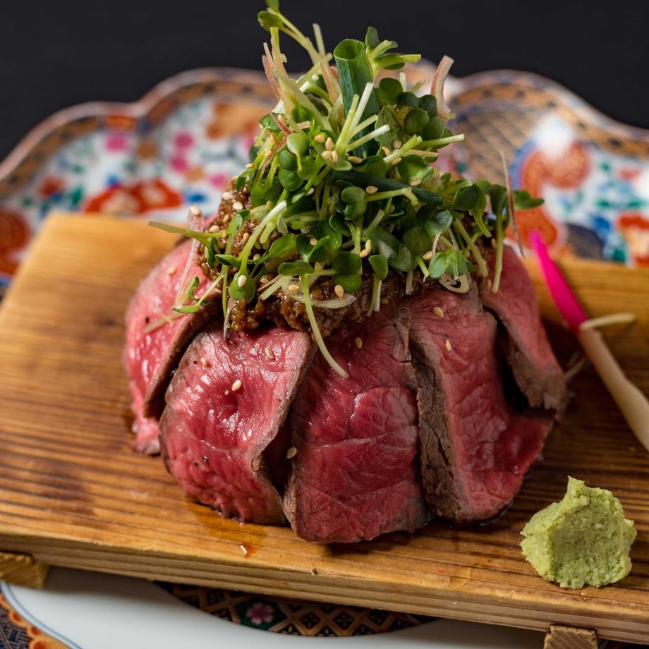 肉盛りこぼれ寿司