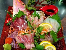 ワンランクアップ、大切なお食事や接待に♪ 【厳選食材飲み放題付】 /魚楓(かえで)コース