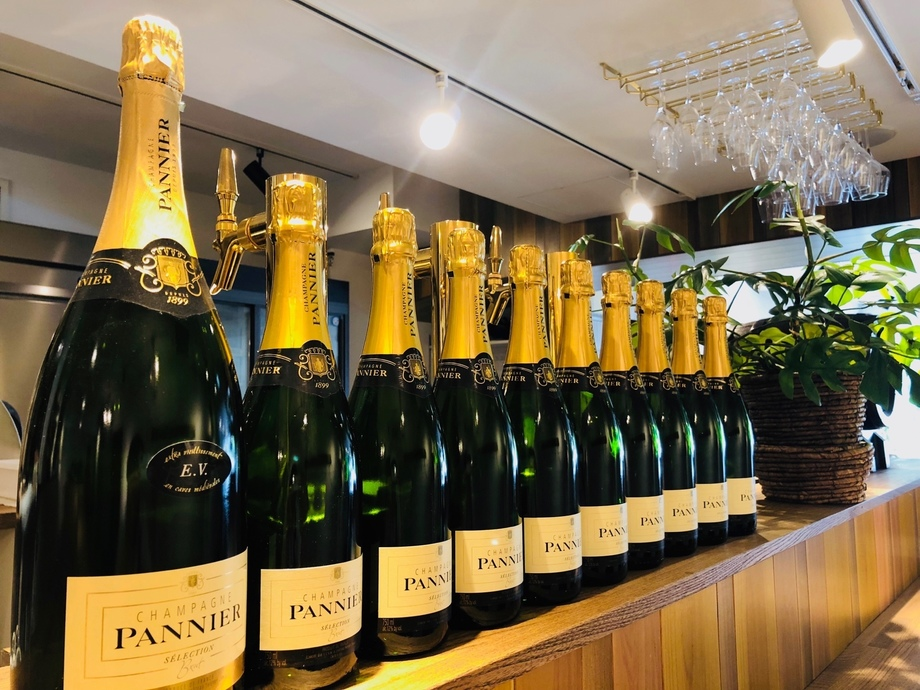 Champagne(1000yen~)
