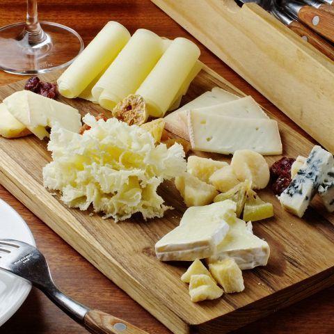 7種類チーズの盛り合わせ