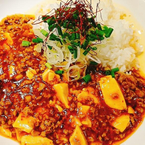 牡蛎麻婆豆腐