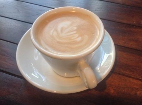 Big retina mamezou latte