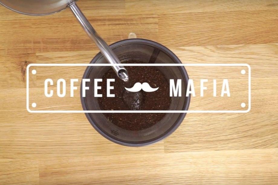 Big coffee mafia open