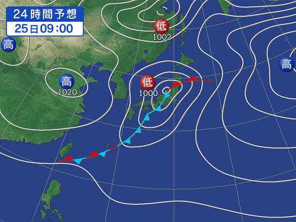Retina weathermap24