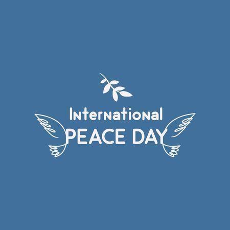 Retina 85309318 international day of peace vector illustration