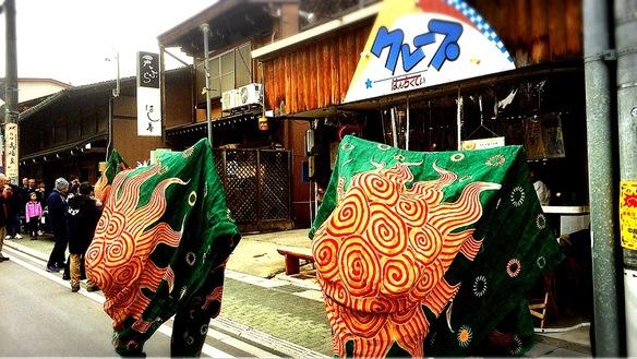 2016.3.13 陣屋稲荷神社の初午祭
