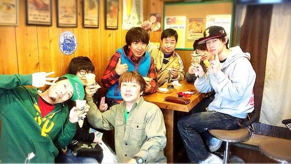 2016.4.3 豆天狗様で昼食後ご来店の皆さま