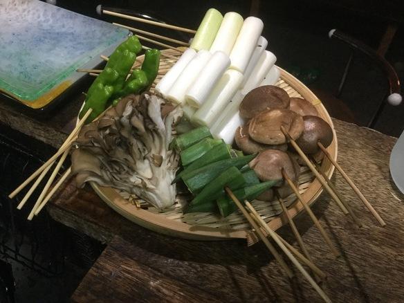 野菜焼き ¥100 〜