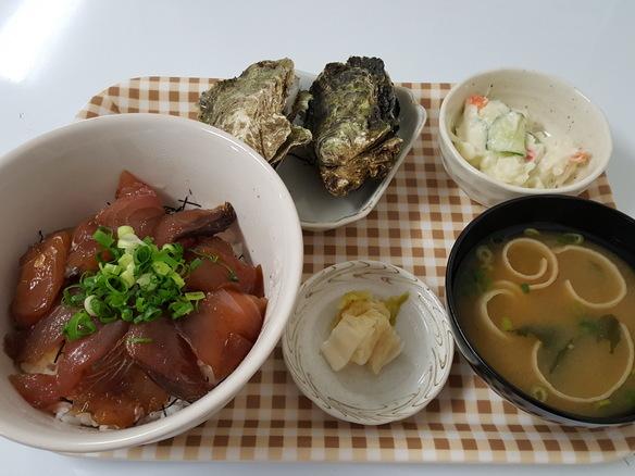 日替り まぐろの漬け丼(6月~10月)