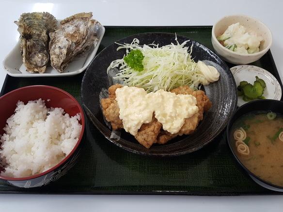日替り チキン南蛮定食(6月~10月)