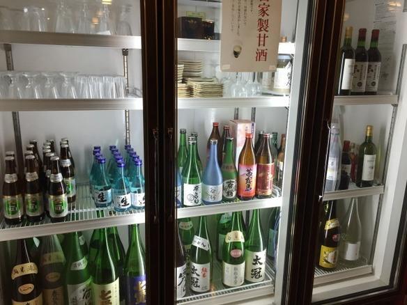 地酒等アルコール各種ご用意しております。