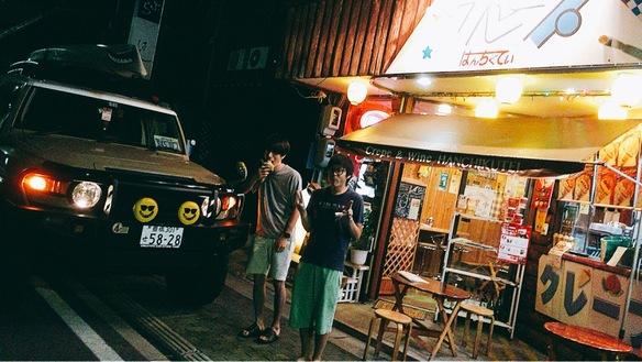 2016.8.11 飛騨にキャンプ♪