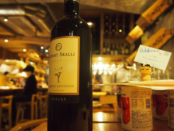 気軽なワイン酒場。Di PUNTO