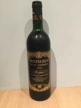 セミナー用に長内ソムリエが準備したワインは何と1982 Bodegas Montecillo Seleccion Especial Gran Reserva, Rioja DOCa, でございます。  お目にかかる機会はそうそうあるワインではありません。  このチャンスをお見逃しなく‼︎