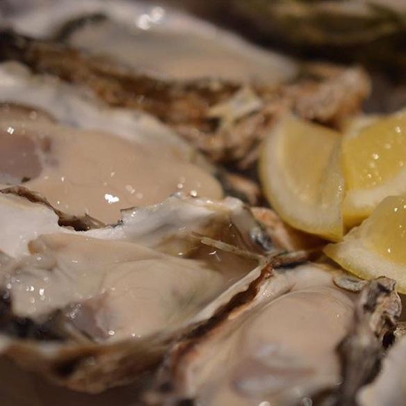 新鮮な牡蠣は、毎日産直で仕入れております!生牡蠣ALL300円。