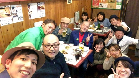 2016.12.1 奥飛騨クマ牧場スタッフ忘年会☆