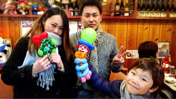 2016.12.24 京都よりご来店♪