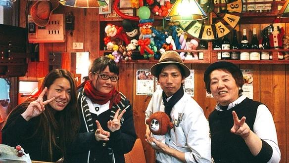 2016.12.19 懐かしのメンバーご来店♪