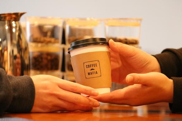 coffee mafia西新宿の写真