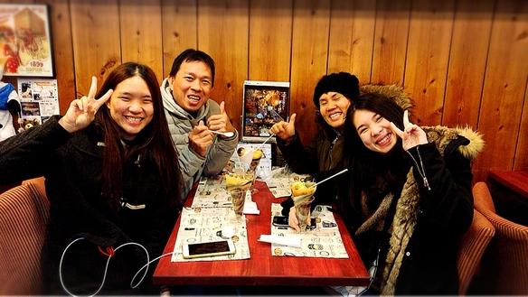 2017.2.13 タイよりご来店♪