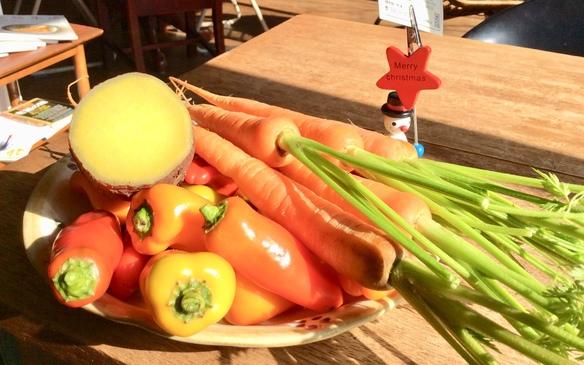 ニッケイファームの美味しい野菜
