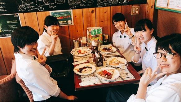2017.5.23 修学旅行でHappy Birthday!