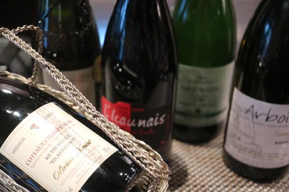 フランスを中心に自然派ワインを各種取り扱っております