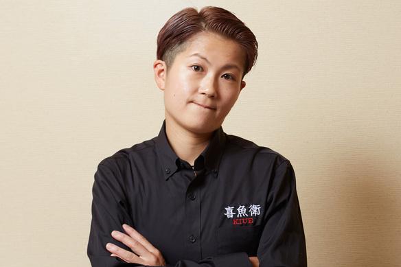 料理長 上田 流華