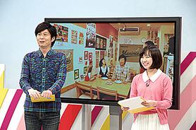千葉テレビにも取材いただきました!