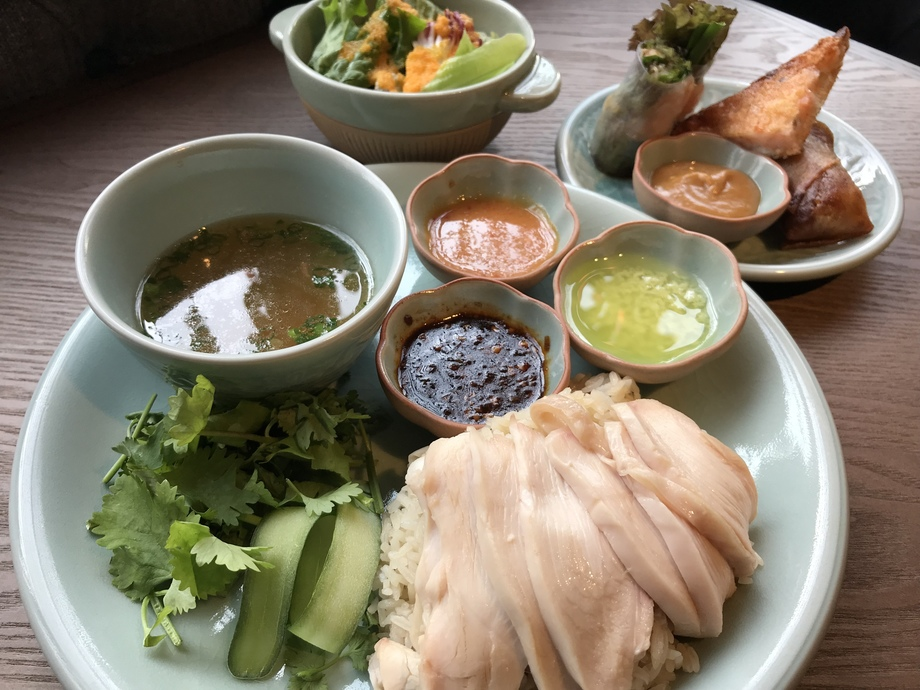 【恵比寿】1,000円あればOK!タイ料理ランチ4選。カオマンガイやグリーンカレー、トムヤム麺も!