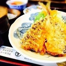 アジフライ御膳   平日のランチタイムはま1080円