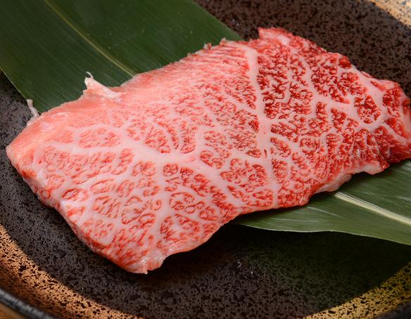 神戸牛カルビ1枚焼