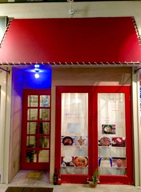 夜の部 カフェやレストランとしてご利用ください。※要予約http://yakuzen-ramen.favy.jp/reservations/new?