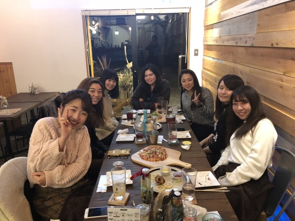 SEA GREEN CAFE  in女子会♪