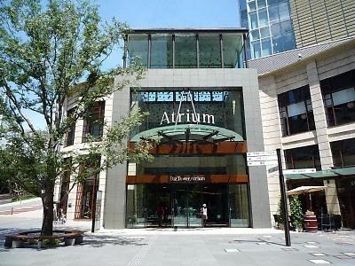 赤坂サカスにある「赤坂Bizタワー」のアトリウムから入って2階にございます