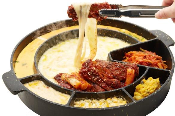 韓国料理bibimソラリアプラザ天神店の写真