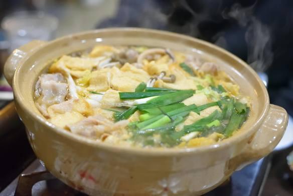 味噌豚キムチちゃんこ