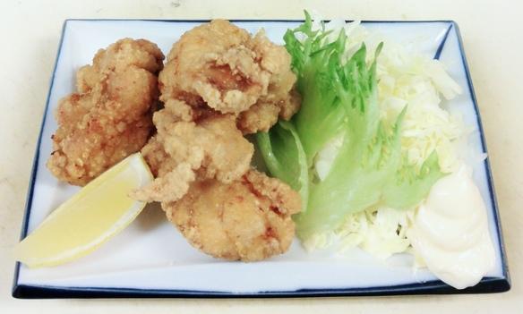 鶏唐揚げ  ¥480-
