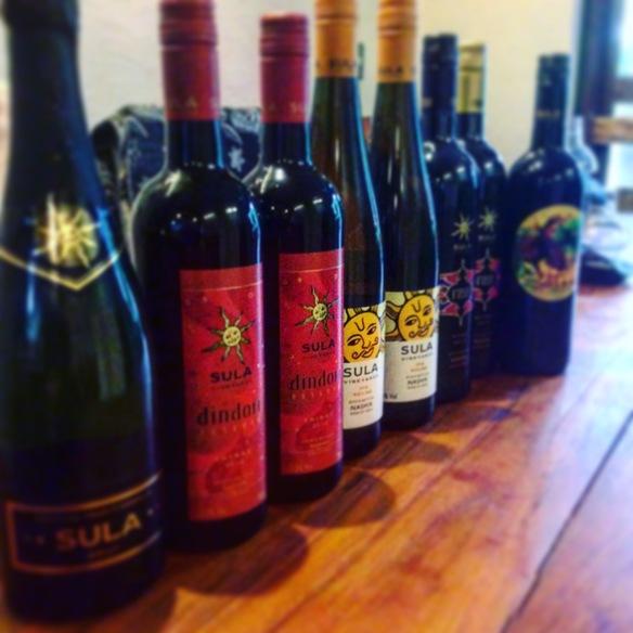 SULA  インドワイン